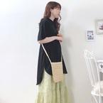 プチプラで女っぽコーデ♡【GU】のスカートコーデをまとめてご紹介♡