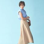 チノスカートコーデ15選♡大人女性のカジュアル可愛い着こなし