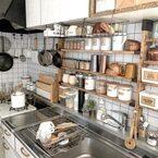 調理効率も劇的アップ☆真似したくなるキッチン収納アイディア15選