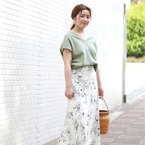 グリーン系アイテムカタログ帳♡大人女性の夏コーデ15選