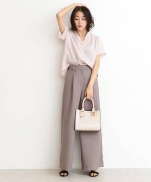 [N.(N. Natural Beauty Basic)] 【追加生産】◆ガルーダドビークロスシャツ