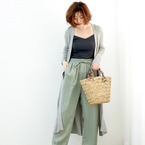 夏に似合うレディースファッション♡シーズンライクな着こなし15選