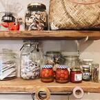 乾麺からお出汁まで!乾物を賢くおしゃれに収納するためのアイデア