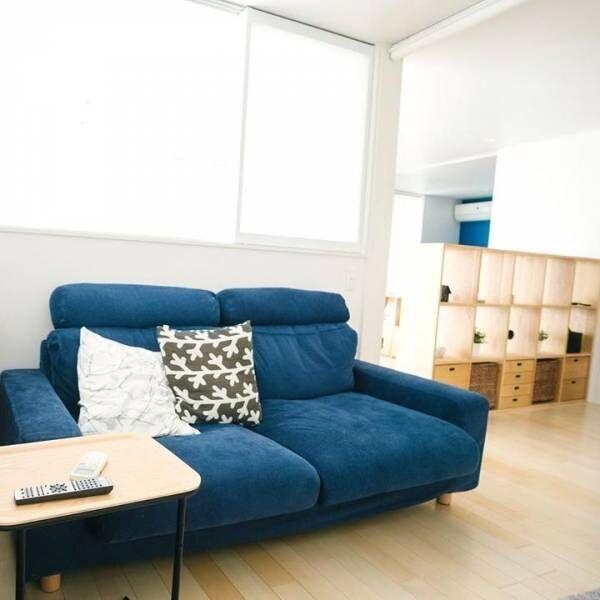 【無印】のソファがある生活!シンプルで使いやすいから手放せない♡