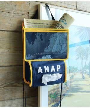 [ANAP] ANAPロゴカーポケット