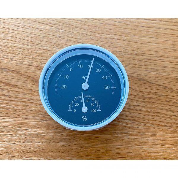 置き型にもなる温湿度計