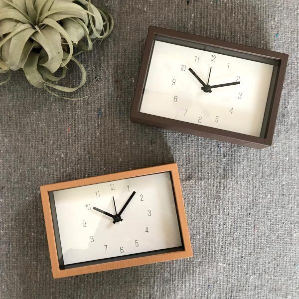 インテリアに普段使いに♪《3COINS・ダイソーetc.》の時計・温湿度計特集