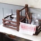【連載】《セリア》リメイクでこんなにおしゃれ!持ち手付きウッドボックスを作ろう♪
