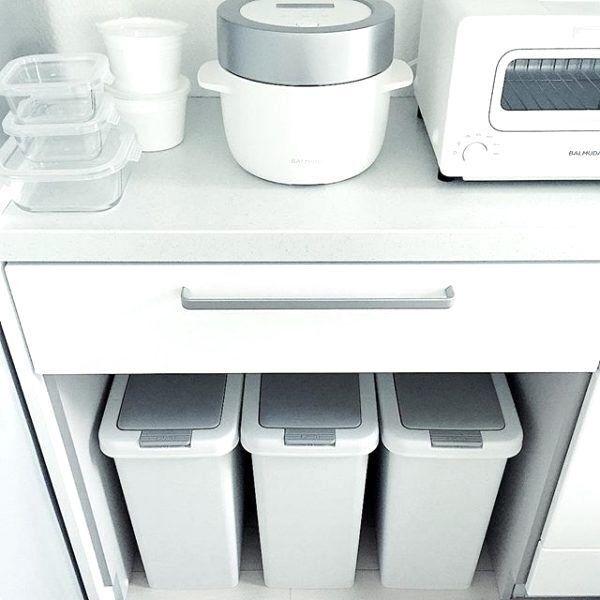 毎日使うからこそこだわりたい!使いやすくお洒落なゴミ箱で快適なお部屋に。