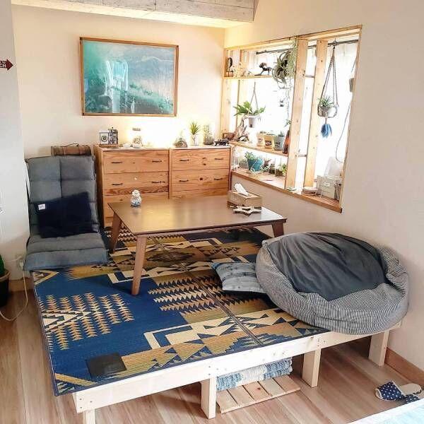 和室にある押し入れや小上がりスペースをDIYしよう!おしゃれな活用アイデア♪