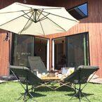 おうちでアウトドア気分を満喫♪お庭&ベランダで快適空間を叶えるアイデア集