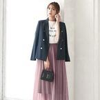 大人のスカートコーデ特集♡女っぽさを引き出すレディースファッション♡