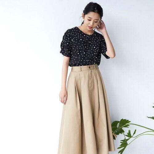 目指すは、女っぽさあふれる大人コーデ♡《スカート》で作るレディースファッション