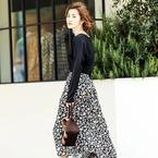 秋の「スカートコーデ」15選♡女っぽさ100%のレディースファッション♡