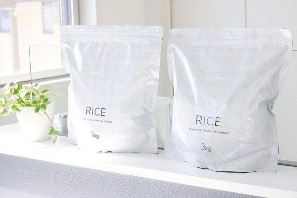 お米 保存術