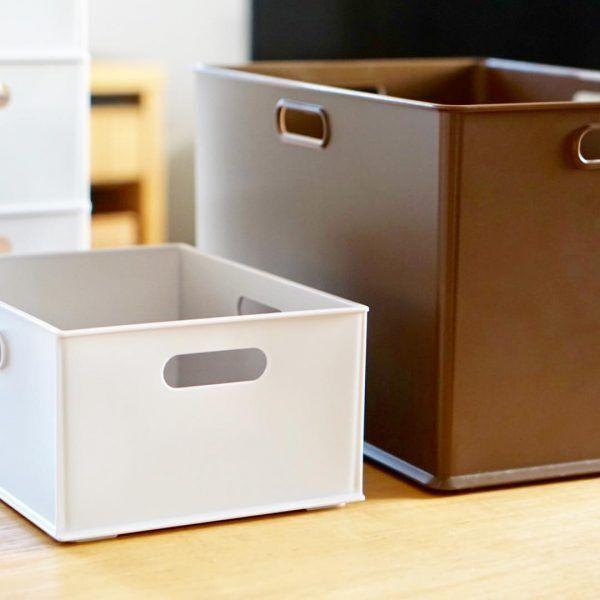 ニトリ n イン ボックス ニトリのインボックス活用法。収納アイデアやサイズをブログレポート...