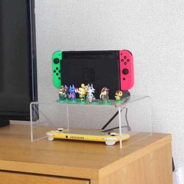 もう散らからない!【IKEAetc.】で叶う便利なゲームアイテム収納アイデア
