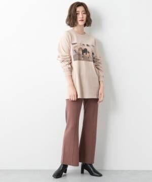 [apart by lowrys] RobertaロングスリーブTシャツ918009
