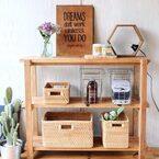 少し大きな家具を作ってみたい方必見♪おしゃれなテーブルやベンチのDIY作品集