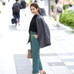 グリーンで秋映え☆大人も楽しめるカラーアイテムの着こなし方とは?