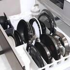 物に合わせた収納が大事!キッチンをもっと使いやすくしてくれる収納グッズ