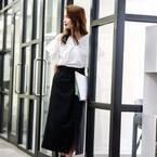 仕事終わりのデートに合う上品コーデ♡働く女性のフェミニンな着こなしを紹介!
