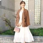 秋のきれいめコーデは【ジャケット】がおすすめ◆決まりすぎない着こなしとは?