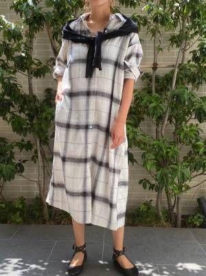 ユニクロの旬ファッション3