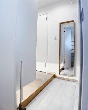 第一印象がアップするマンション玄関インテリア♪狭くてもおしゃれに見せたい!