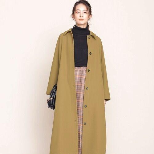 秋はアウターがマスト☆おしゃれな「上着あり」レディースファッション15選