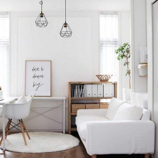 白い家具インテリア5