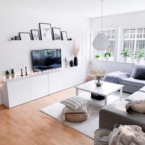 白い家具インテリア7