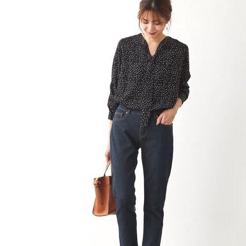 鉄板《デニムパンツ》の着こなし幅広がる!カラー別に見るコーディネート例♡