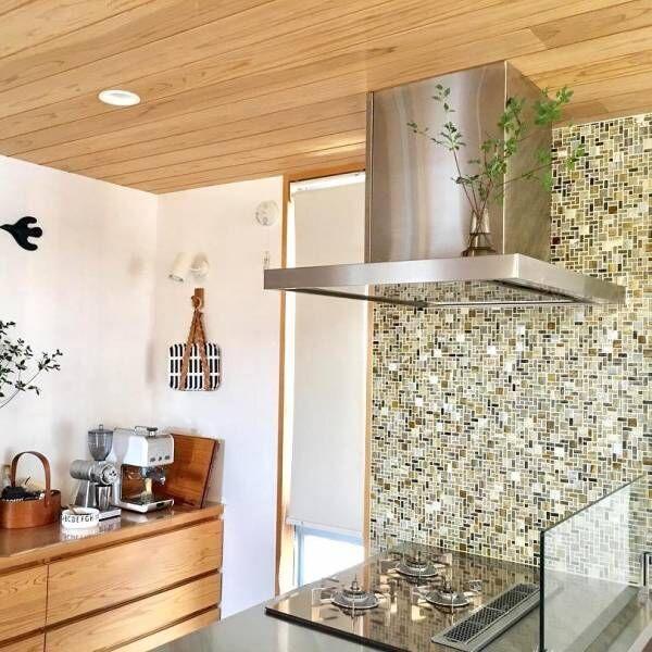 キッチンデコレーションのアイデアいろいろ!壁紙やペンキで好きな空間に☆