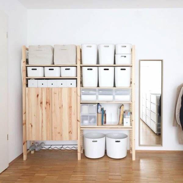収納上手さんのアイデアを拝借♪《収納がない家》でも快適に暮らせるコツを紹介!