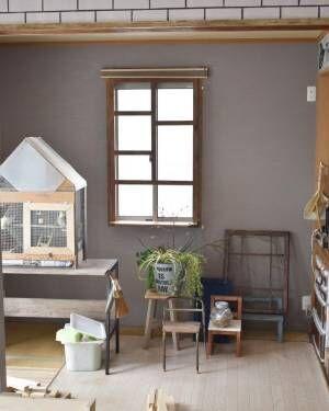 和室もペイントで雰囲気を変える
