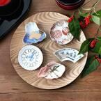 何枚でも欲しくなる!【和・花・動物】個性豊かな豆皿コレクション