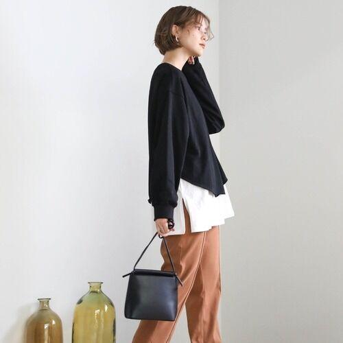 今欲しい!着たい!季節の変わり目に使える「長袖カットソー」特集