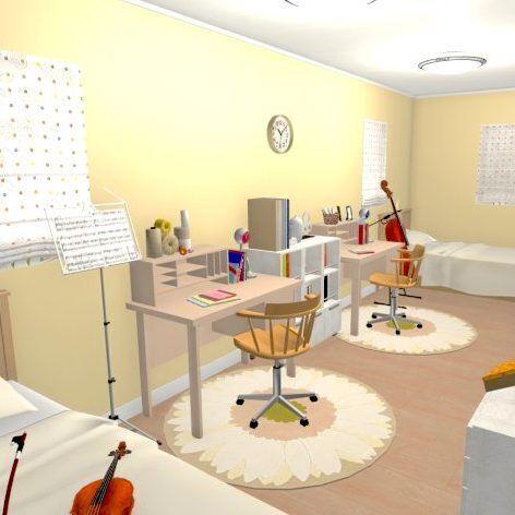 【連載】子ども部屋を2人でどう使う?5畳~9畳和室・洋室の使い方実例