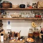 キッチンコーデに注目!完成度の高いおしゃれなインテリア実例たち