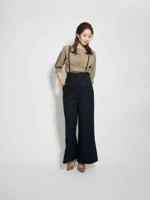 大人が選ぶ秋ファッション3