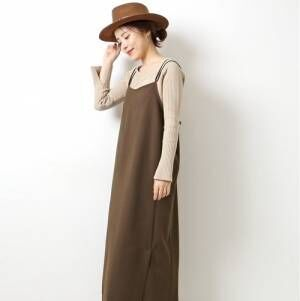 まろやかラテカラーで女性らしく♡茶系グラデーションで作る大人の秋スタイル15選