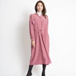 《ワンピース》一枚で簡単♪秋を彩る上級レディースファッション15選