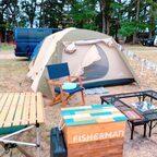 キャンプをおしゃれに楽しもう♡より一層気分が上がる《レイアウト》を紹介