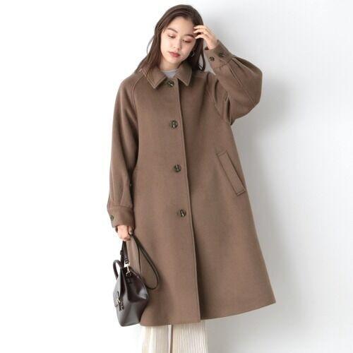マニッシュなデザインがかわいい2種類のコート♡この秋冬ゲットするべきアウター