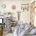理想のお部屋に♡賃貸インテリアで楽しむ『DIY&セルフリノベ』のアイディア20選