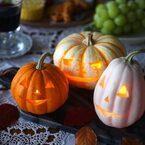 【連載】今年はおうちハロウィンを楽しもう♪ジャックオランタンの作り方!