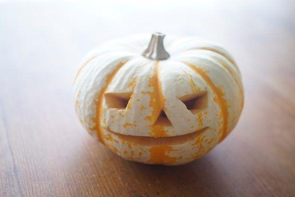 簡単に出来る♪ハロウィンかぼちゃランタンの作り方5
