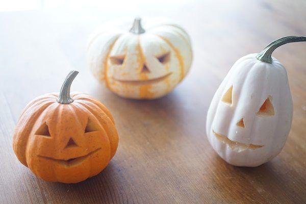 簡単に出来る♪ハロウィンかぼちゃランタンの作り方6