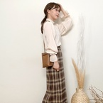 【ユニクロ・GU・しまむら】スカート特集♡女っぽコーデもプチプラにお任せ♪